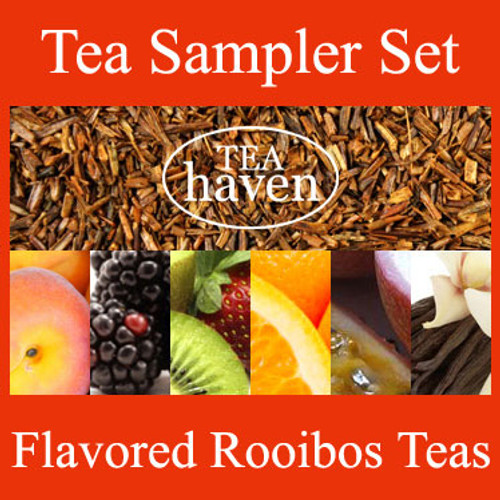 Flavored Rooibos Tea Sampler Set 1