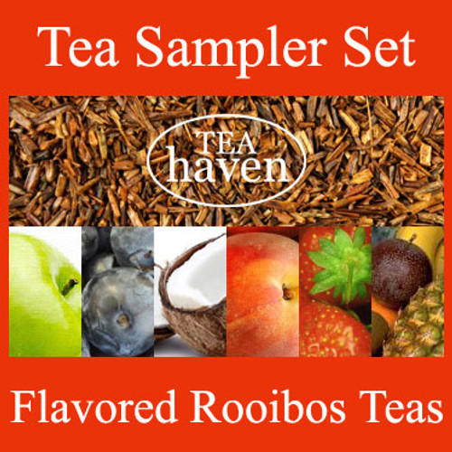 Flavored Rooibos Tea Sampler Set 2