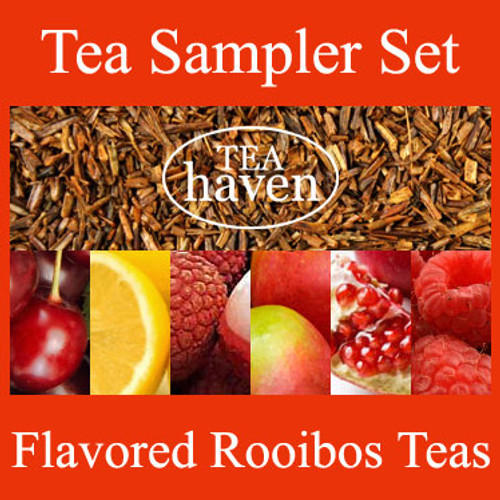 Flavored Rooibos Tea Sampler Set 3