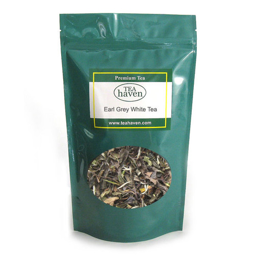 Earl Grey Flavored White Tea