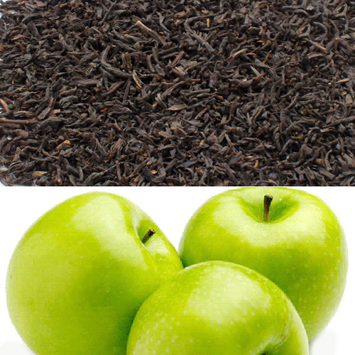 Apple Flavored Black Tea