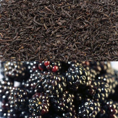 Blackberry Flavored Black Tea