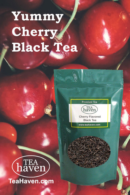 Cherry Black Tea