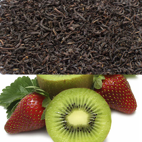 Kiwi Strawberry Flavored Black Tea