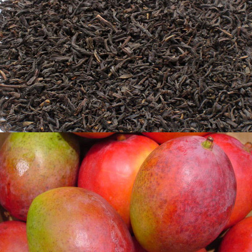 Mango Flavored Black Tea