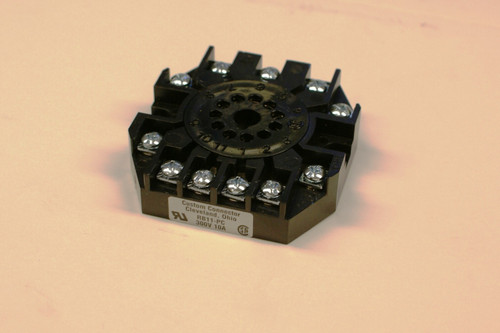 Relay Socket - Surface Mount - 11 Pin-RECID 49