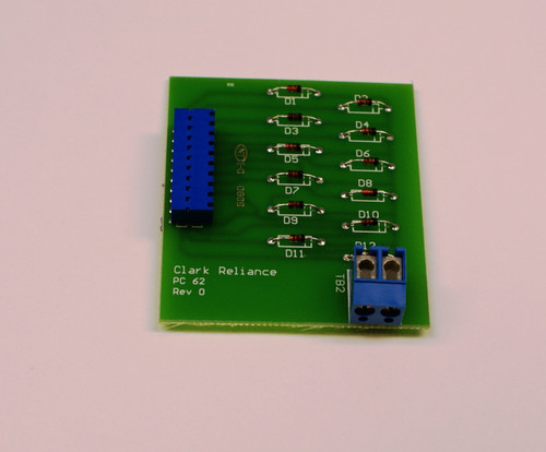 Test Circuit Board for ECIL-RPC 62