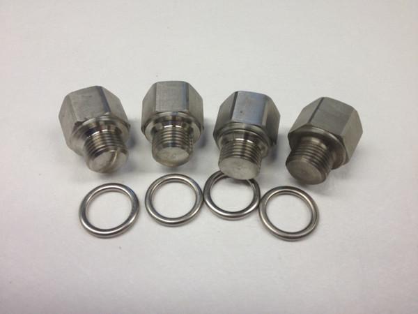 Flat Glass Side Plug and Gasket Kit -RRK 13