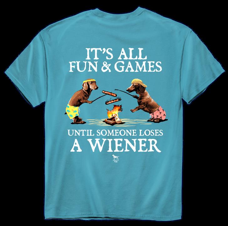 American Fido® Fun And Games Short Sleeve Tee