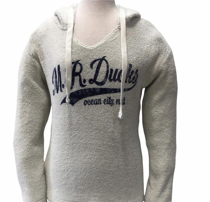 M.R. Ducks® Ladies Hooded Big Loop Terry