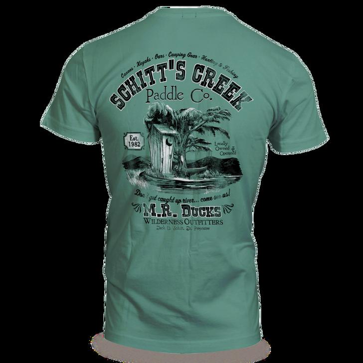 M.R. Ducks® Schitts Creek Paddle Tee