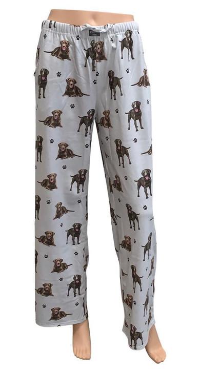 Chocolate Lab Lounge Pants