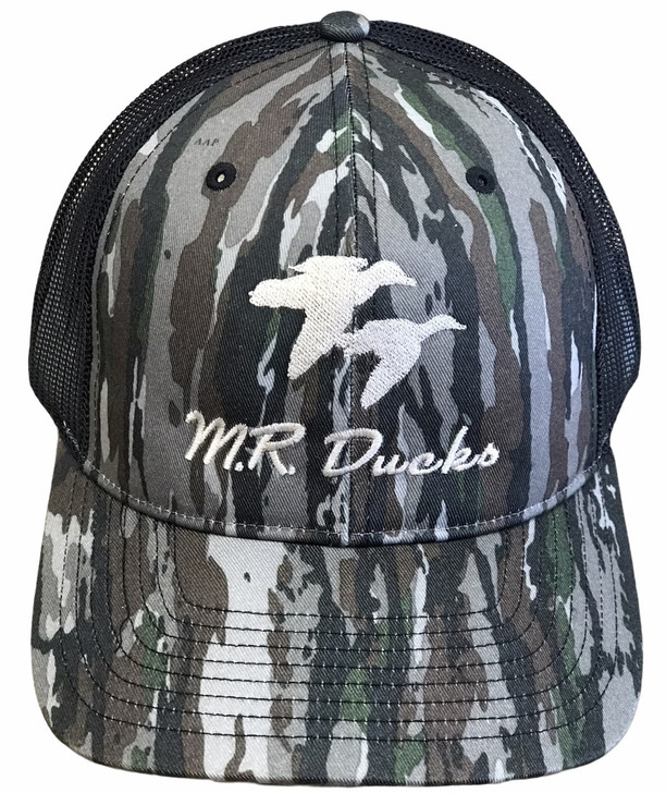 M.R. Ducks® Hat With Silhouette Ducks