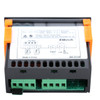 Single Compressor Relay Temperature Controller ECS-02CX