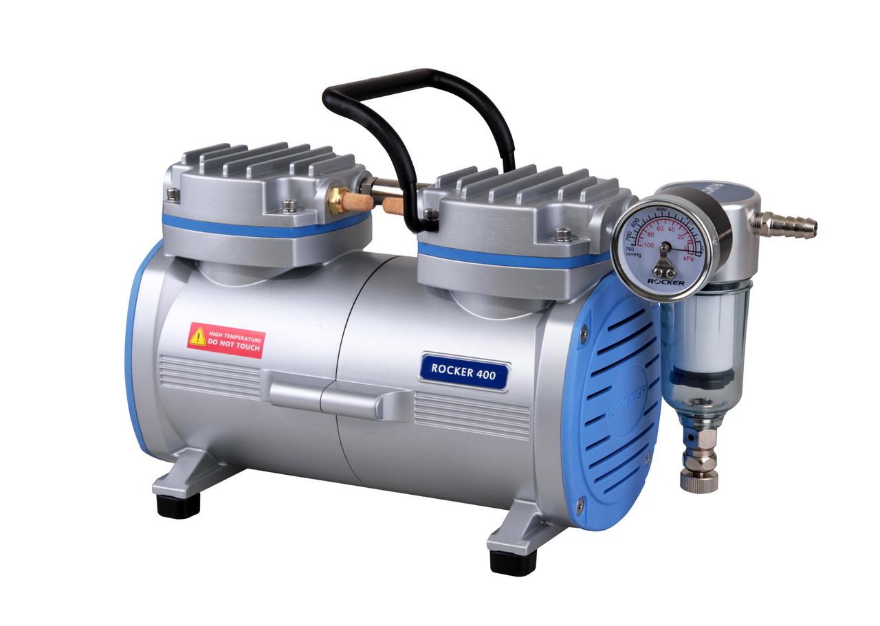 Rocker 400 Piston Pump, 34 L/min, 120 mbar