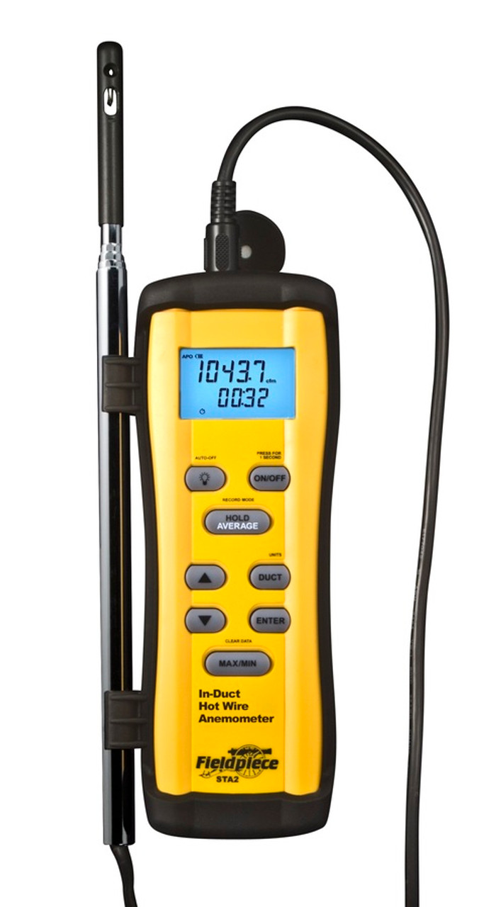STA2  Hot Wire Anemometer for Air Balancing