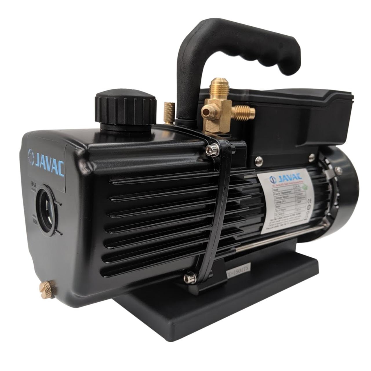 Javac 81L Vacuum Pump - R32 Compliant