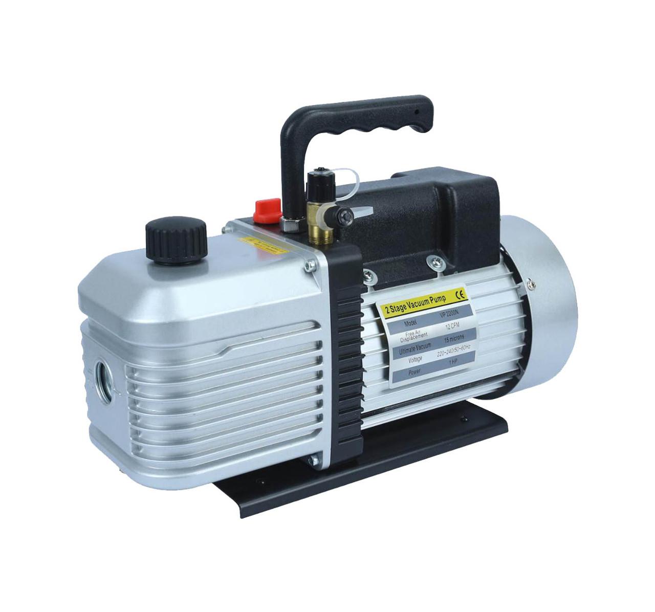 Vacuum Pump - Industrial/Commercial Refrigeration 280L/m