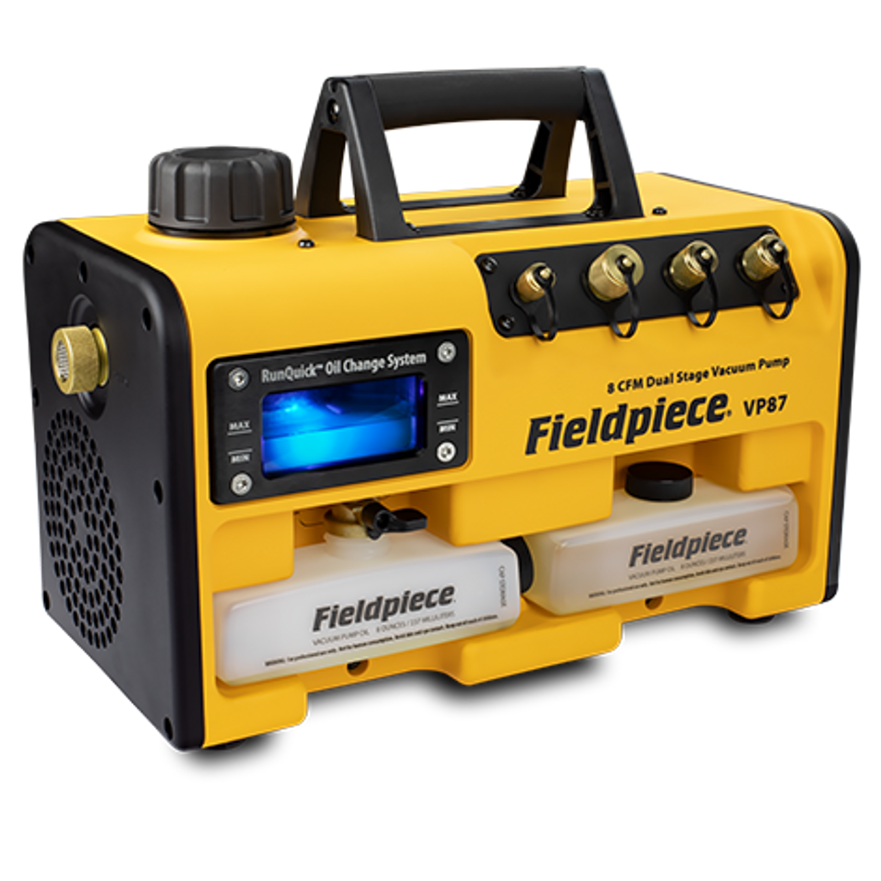 Refrigeration Vacuum Pump 227L- R32 Ready - VP87 Fieldpiece