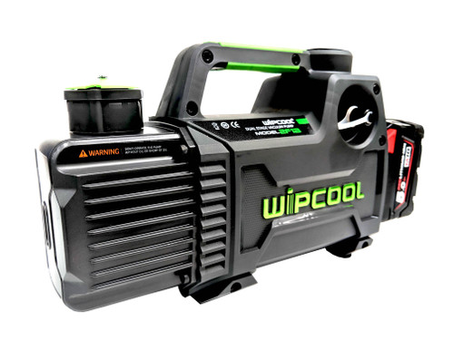 2 Stage Cordless Vacuum Pump - 71L- with 5Ah battery and charger