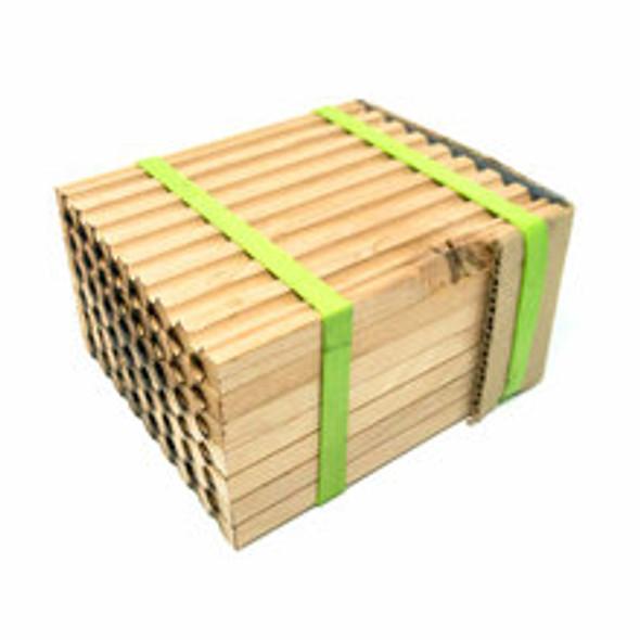 farm grade 48-hole wood tray