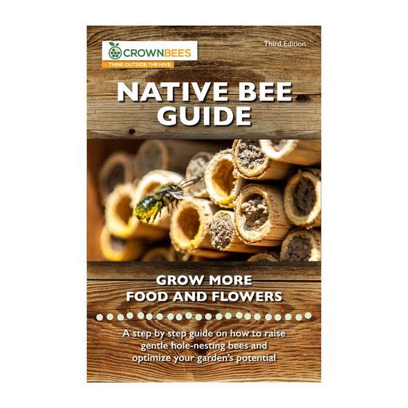 Native bee guide front