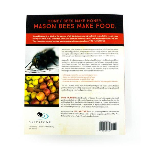 Mason bee revolution back