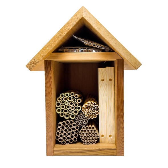 Crown Bees Bee Hotel front