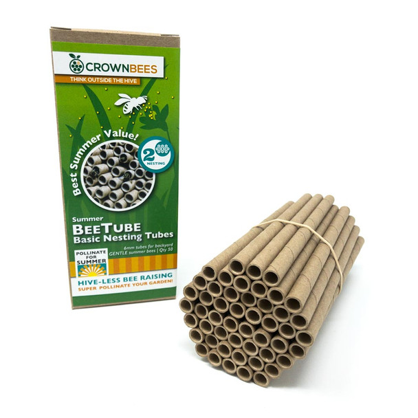 6mm alfalfa leafcutter BeeTubes
