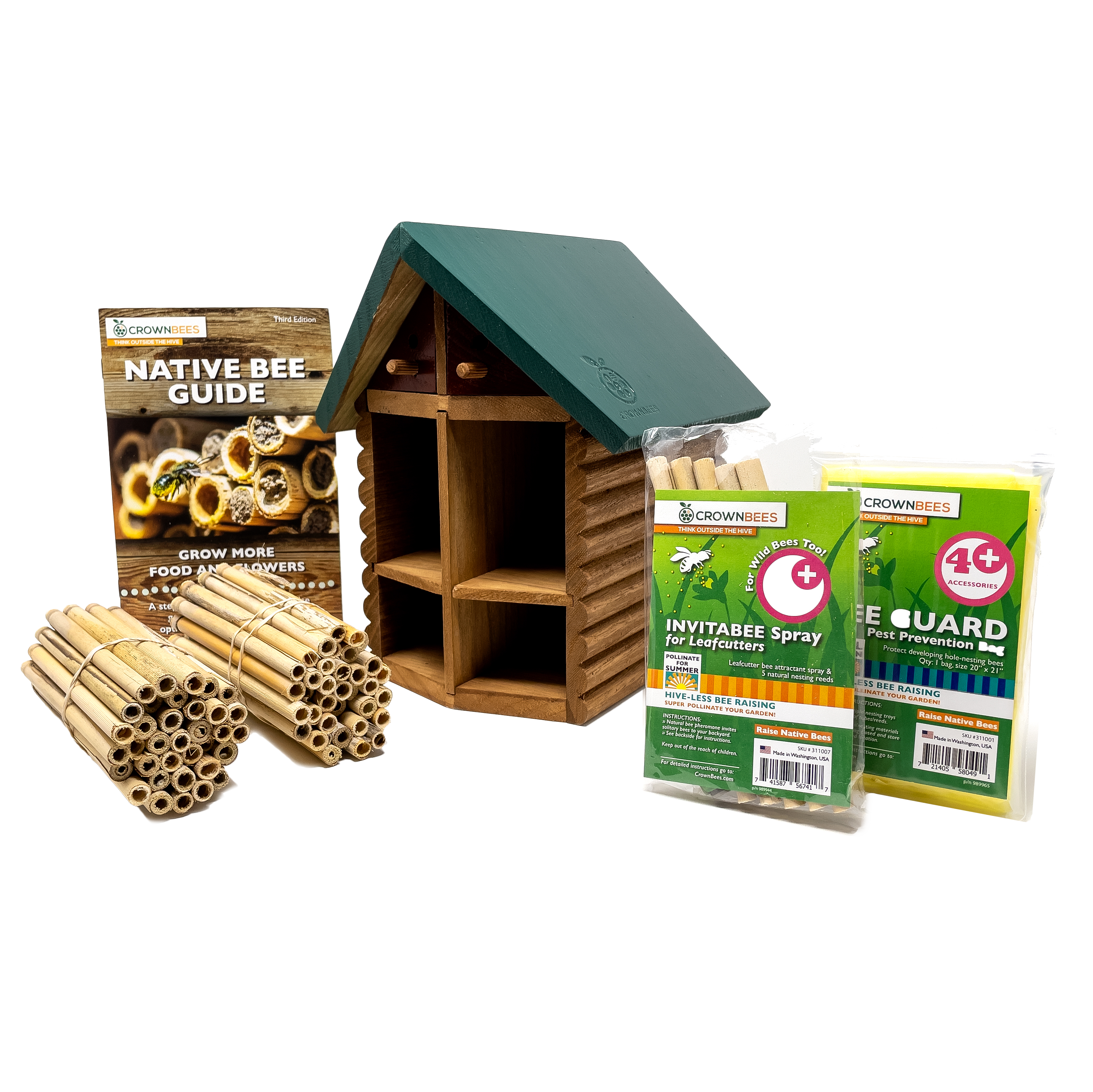 Cabin Summer Kit with Bees