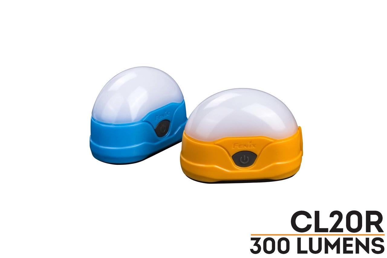 Fenix CL20 Camping Laterne blau