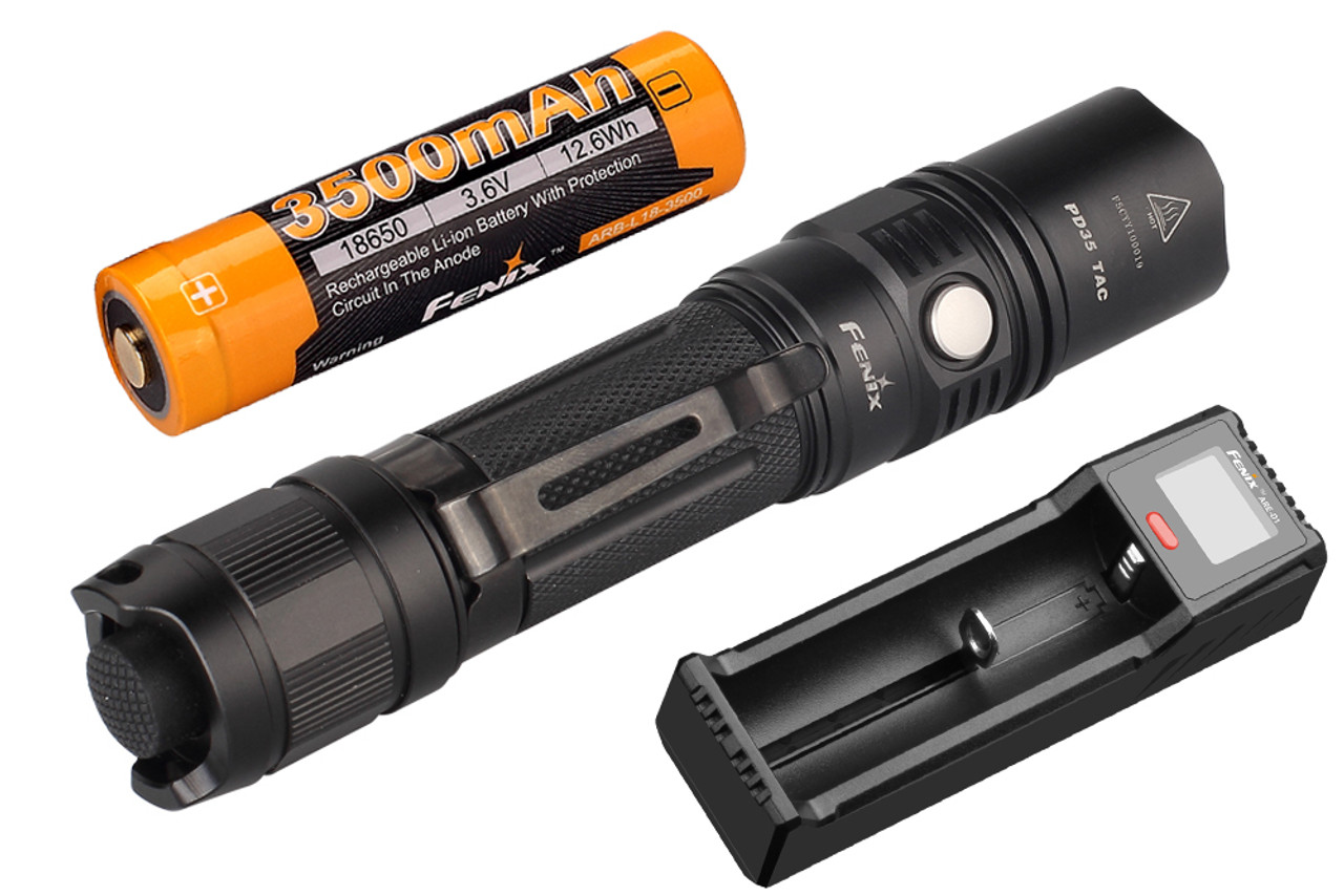 3500 Lumens Mini Tactical Bike Light