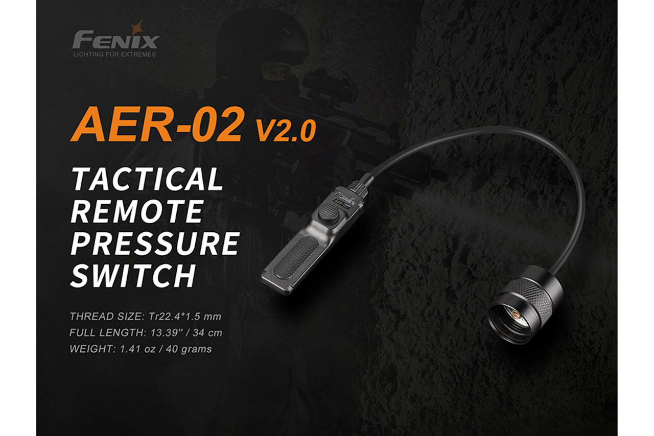 Fenix AER-02 V2.0 Pressure Switch