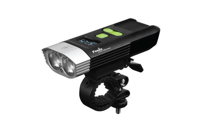 1800 Lumens Fenix BC30R LED Bike Light #BC30R w// USB Rechargeable Battery