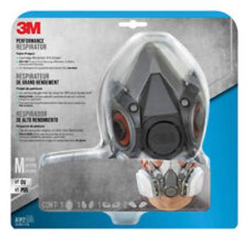 Respirador kit P/Pintura (6001,5P71-501)