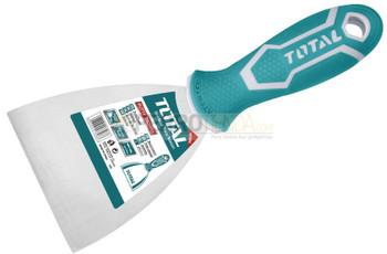 Espatula Inox. m/Plastico Industrial TOTAL 4'' 100 mm