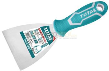 Espatula Inox. m/Plastico Industrial TOTAL 2,5'' 60 mm