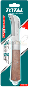 Cuchillo p/electricista TOTAL L 198mm x 2.5mm
