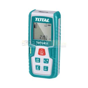 Medidor de distancia laser TOTAL 0,20 - 40 mts