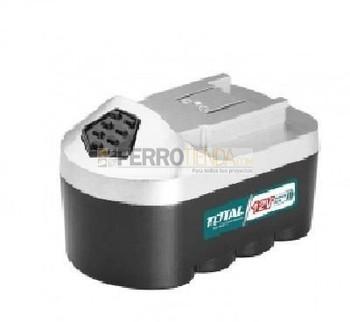 Bateria TOTAL 12 voltios Niquel cadmio p/taladro UTD312106