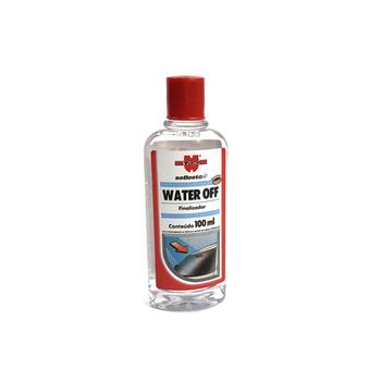 REPELENTE DE AGUA PARA VIDRIOS WATER OFF 100ML