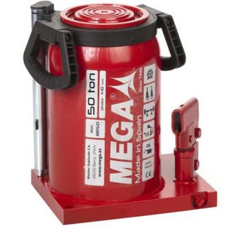 Gata hidráulico MEGA estándar 50 toneladas