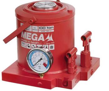 Gata hidráulico MEGA estándar 100 toneladas