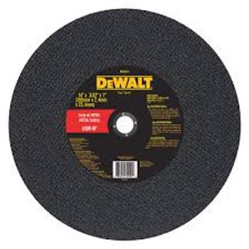Disco corte Dewalt 14 plano general