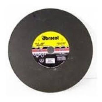 Disco corte Abracol A30T 14 x 1/8 x 1 plano general