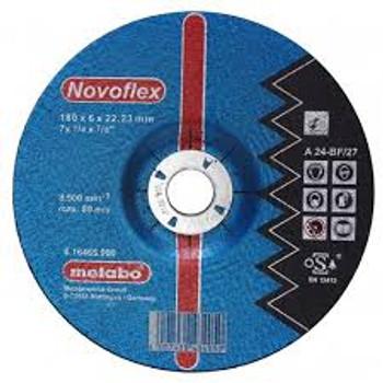 Disco desbaste Novoflex 7*1/4*7/8