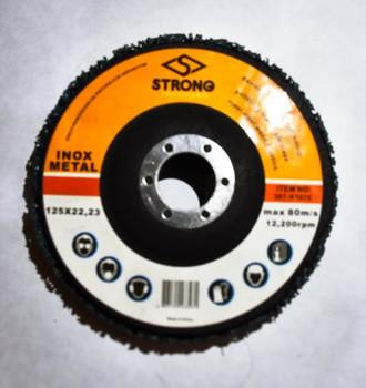 Disco especial removedor de pintura STRONG 125 x 22.23