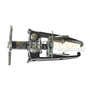 Compresor de resortes de válvula en la culata