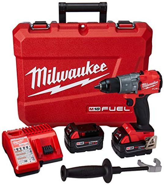 kit de taladro para martillo + moladora  Milwaukee Electric Tools 2804-22