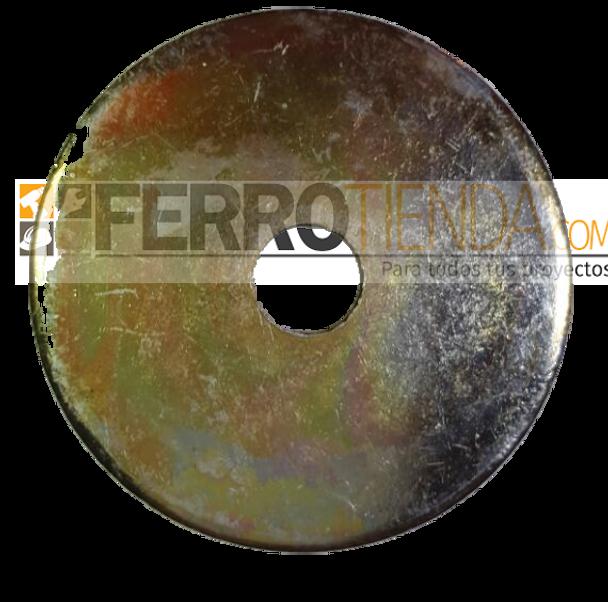 Rodela de 80 mm de diámetro